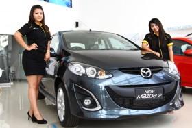 Stylist dan Nyaman Buat Mazda 2 Laris Manis