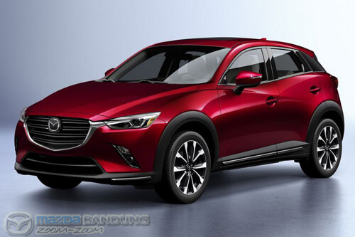Mazda-CX-3-Terbaru