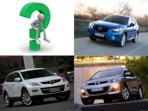 Mazda Siapkan Mini-SUV CX-3