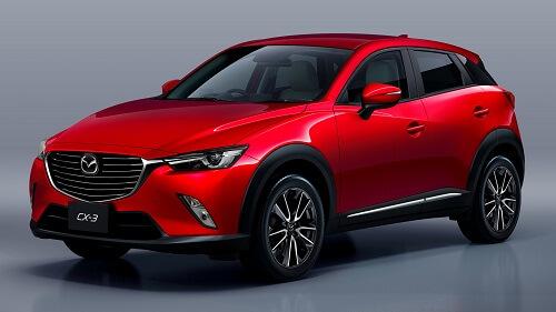Harga Mazda CX-3 2018