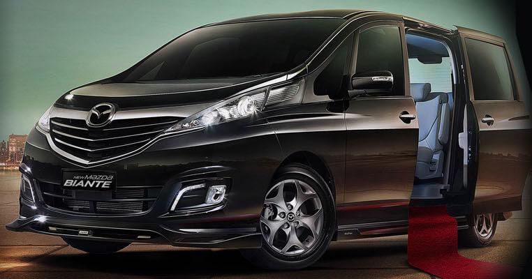 Harga Mazda Biante Bandung 2019