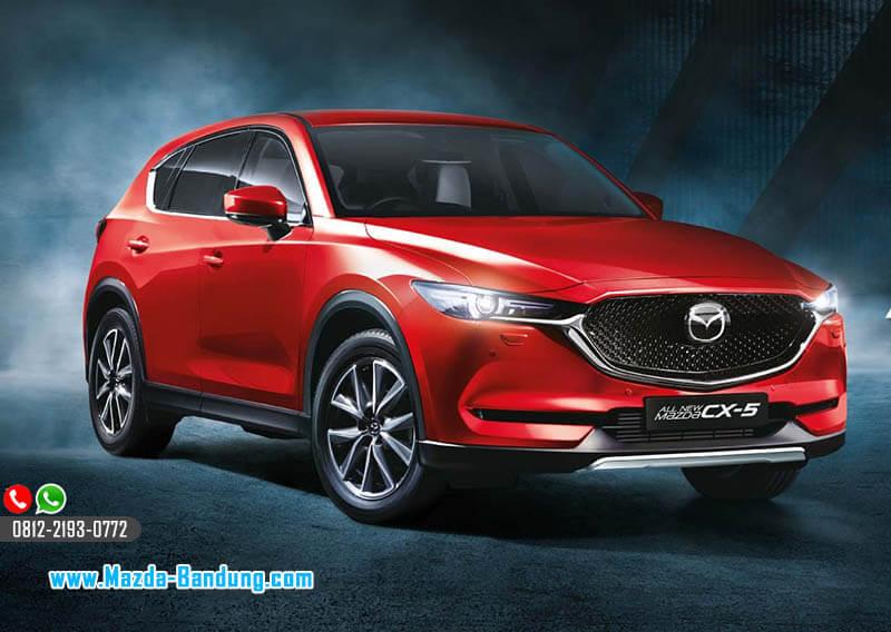 Harga Mazda CX-5 Bandung 2019