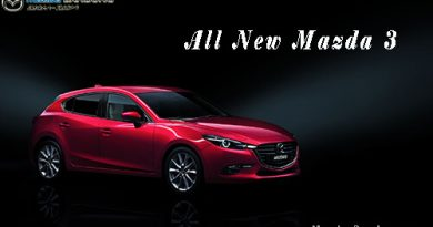 Harga Mazda 3 2018