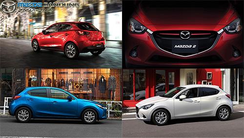 Spesifikasi dan Harga Mazda2 Terbaru
