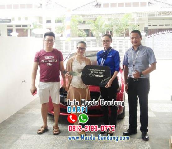 Sales Mazda Bandung