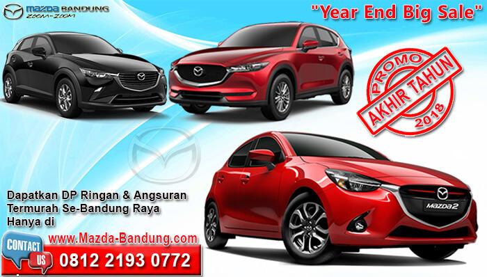 Promo Akhir Tahun Mazda Bandung