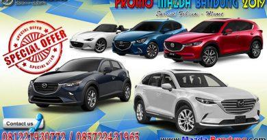 Promo Mazda Bandung 2019