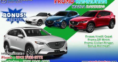 Promo Ramadhan Mazda Bandung 2019