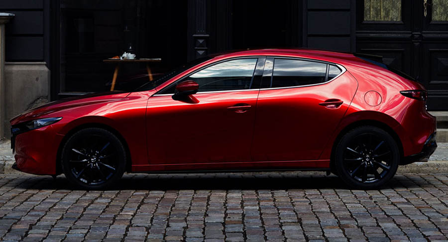 Harga All New Mazda 3 Hatchback 2019