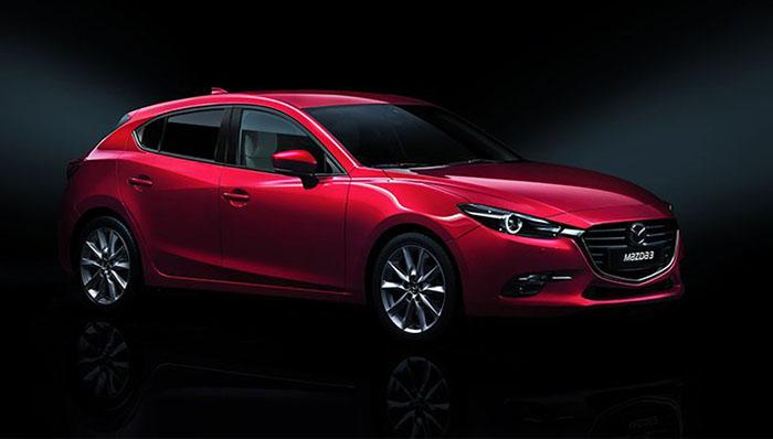 Kredit Mazda 3 Bandung