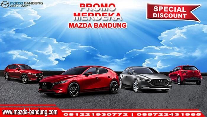 Promo Merdeka Mazda Bandung 2019