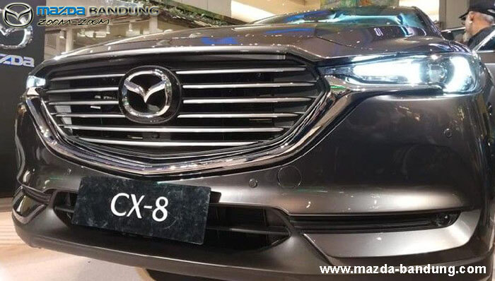 Ini Beda All New Mazda CX-8 Versi Elite dan Touring