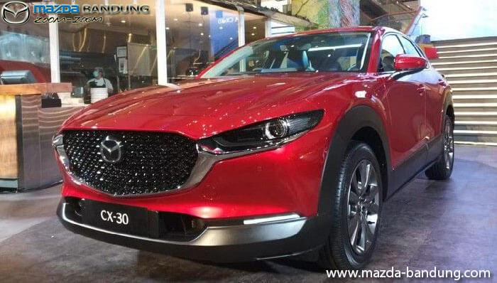 Perbedaan Mazda CX-3 dengan CX-30