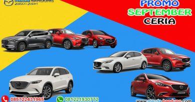 Promo September Ceria 2020 Mazda Bandung