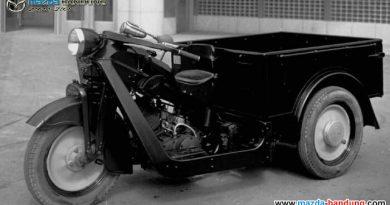Sejarah Nama Besar Mazda Berawal Dari Pabrik Gabus