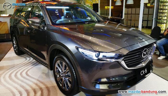 Kredit Mazda CX 8 Bandung