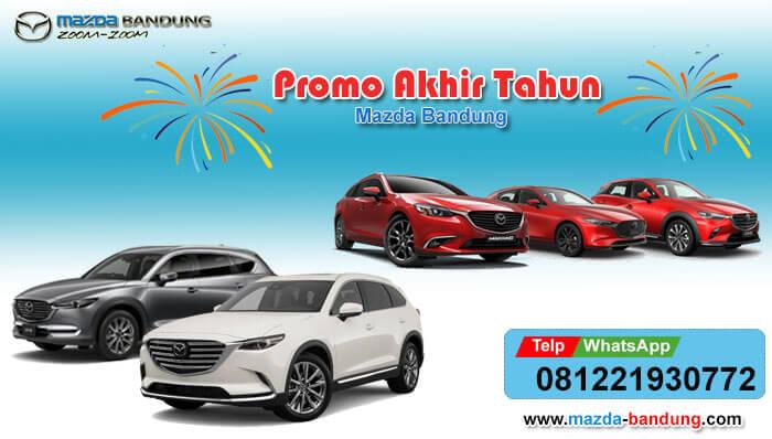 Paket Promo Akhir Tahun Mazda Bandung 2020