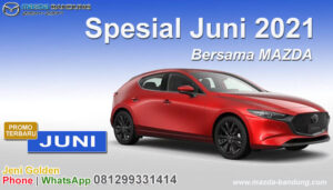 Promo Mazda Bandung Juni 2021
